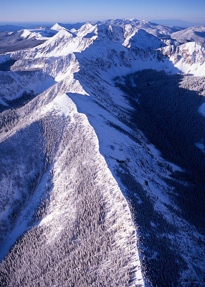 Truchas Ridgeline Art | Fine Art New Mexico