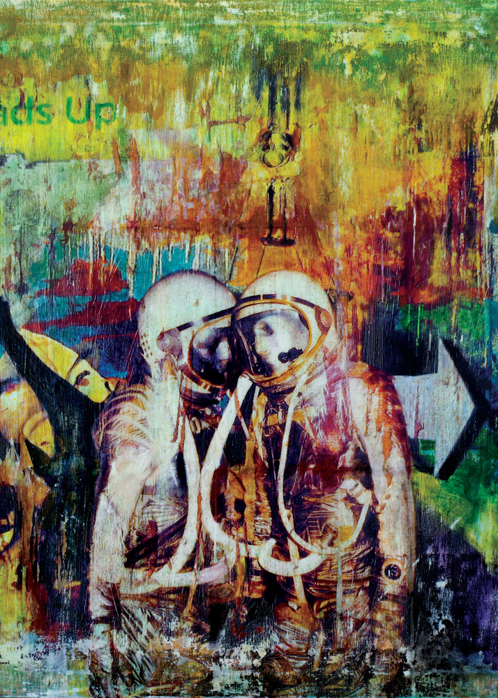 Heads Up  Art | Kyle Schember
