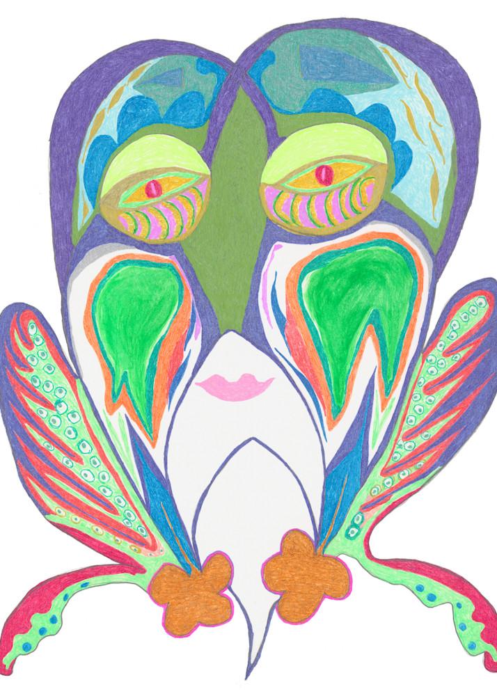 Frog Lips Art | Pam White Art