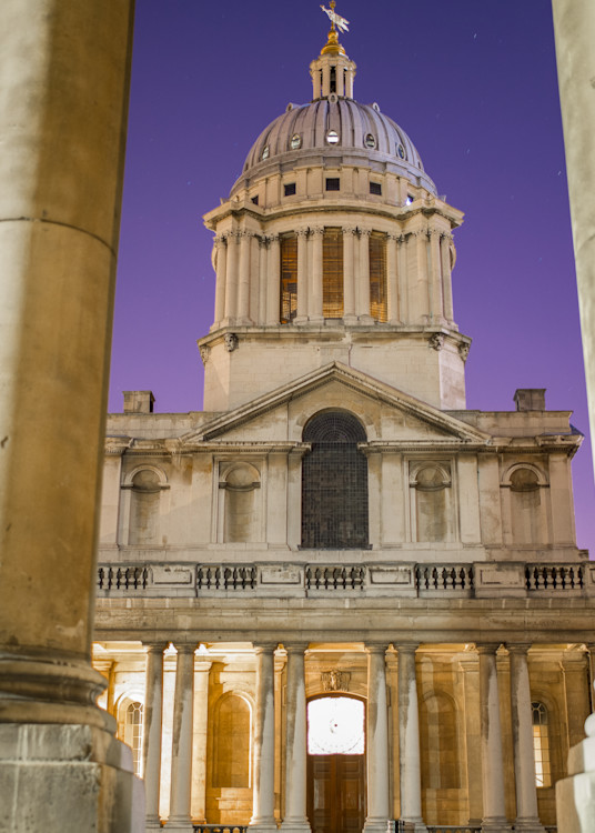 Old Royal Naval College   London Art Photography Print