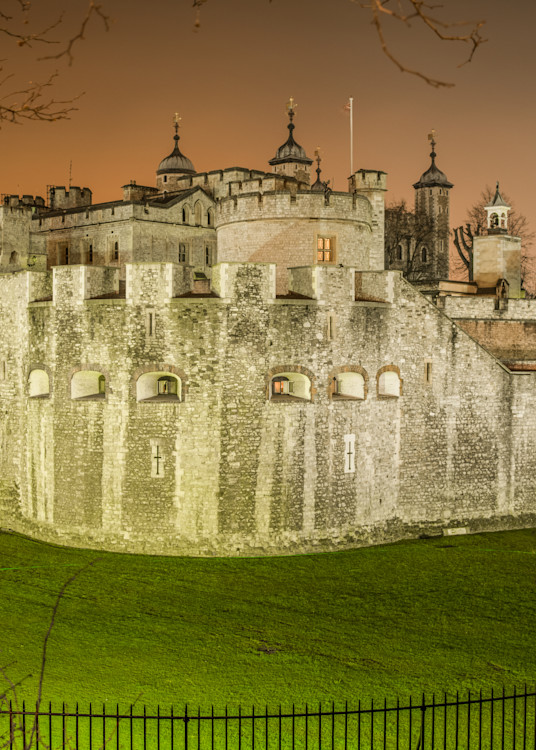 Iconic Tower Of London | London Art Photography Print
