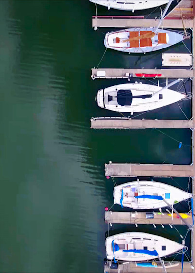 Birds Eye Of Boats1 Photography Art | Drone Video TX