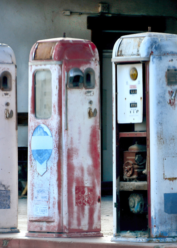 'Fossil Fuel' Photograph by Nancy Miller for sale as Fine Art