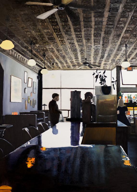 Hennepin Spyhouse Art | Brendan Kramp Studio & Workshop