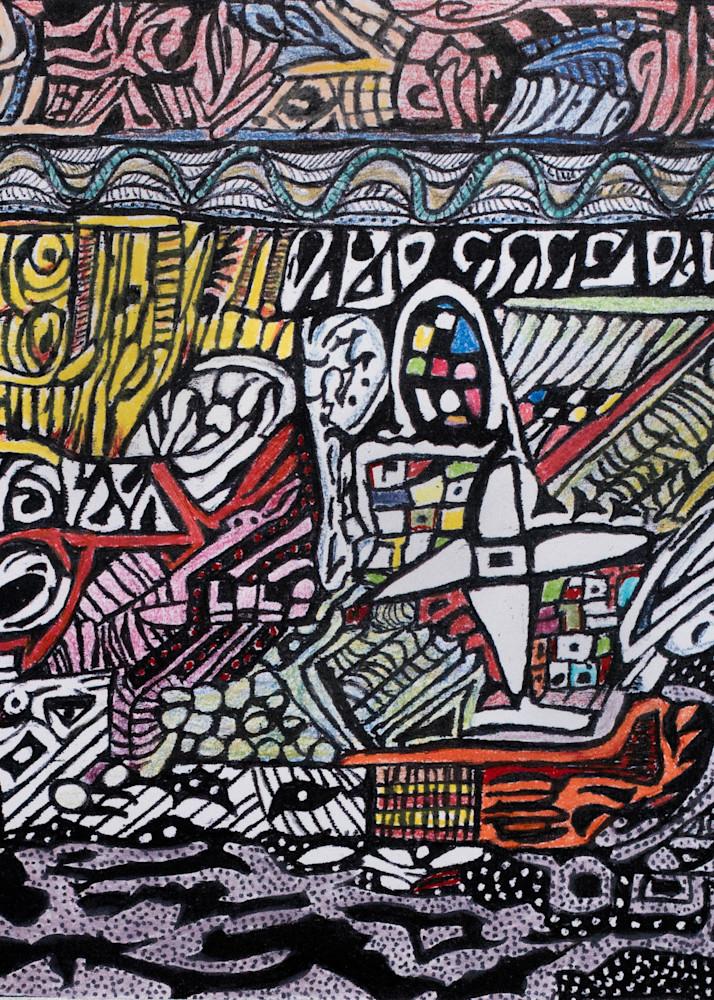 Study  3 Art | Aldo Borromei