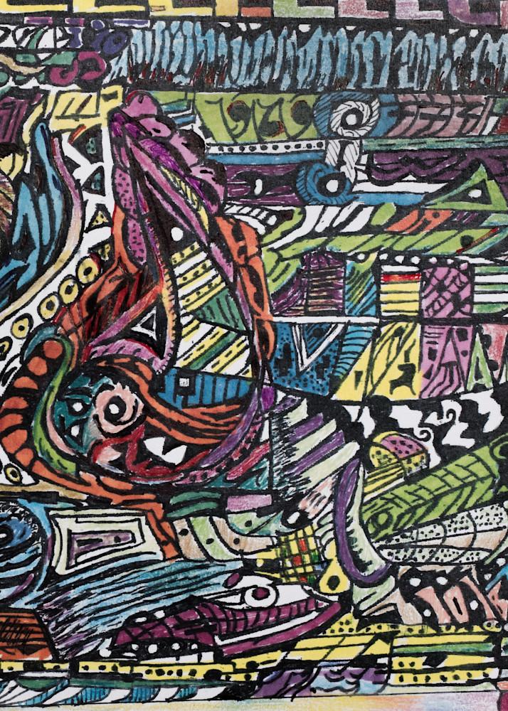 Study  6 Art | Aldo Borromei