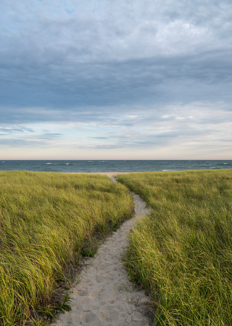 Surfside Beach Path Photography Art | Kit Noble Photography