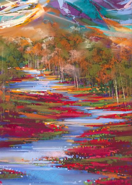 Highland Flora Art | Michael Mckee Gallery Inc.