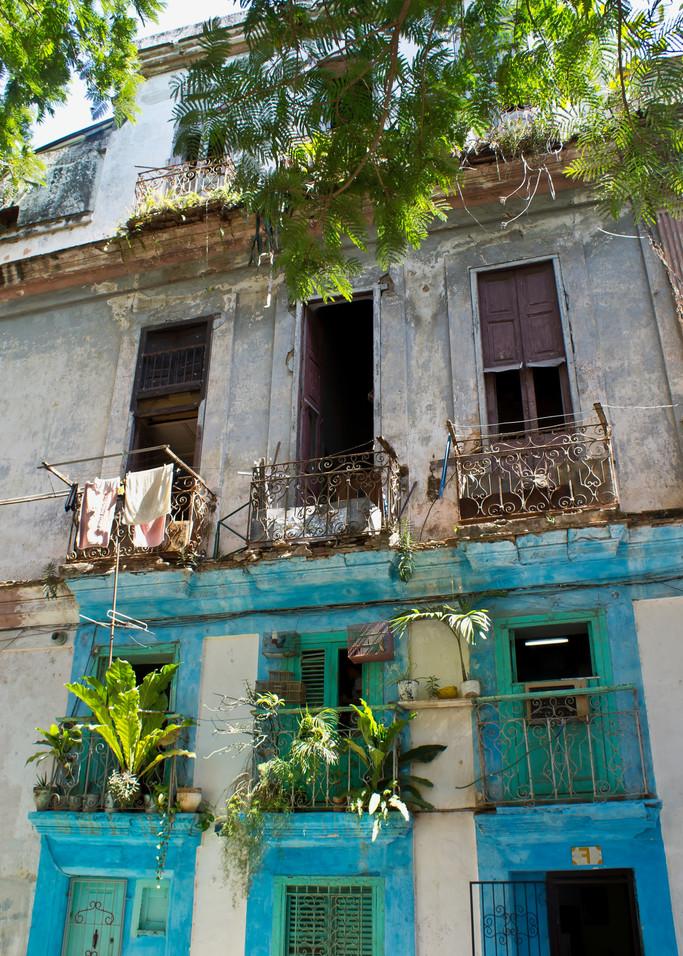 oHabana Viejo View photgraph by Muffy Clark Gill