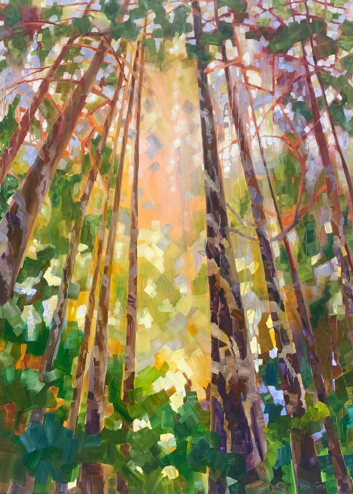 Cathedral Vii Art | Friday Harbor Atelier