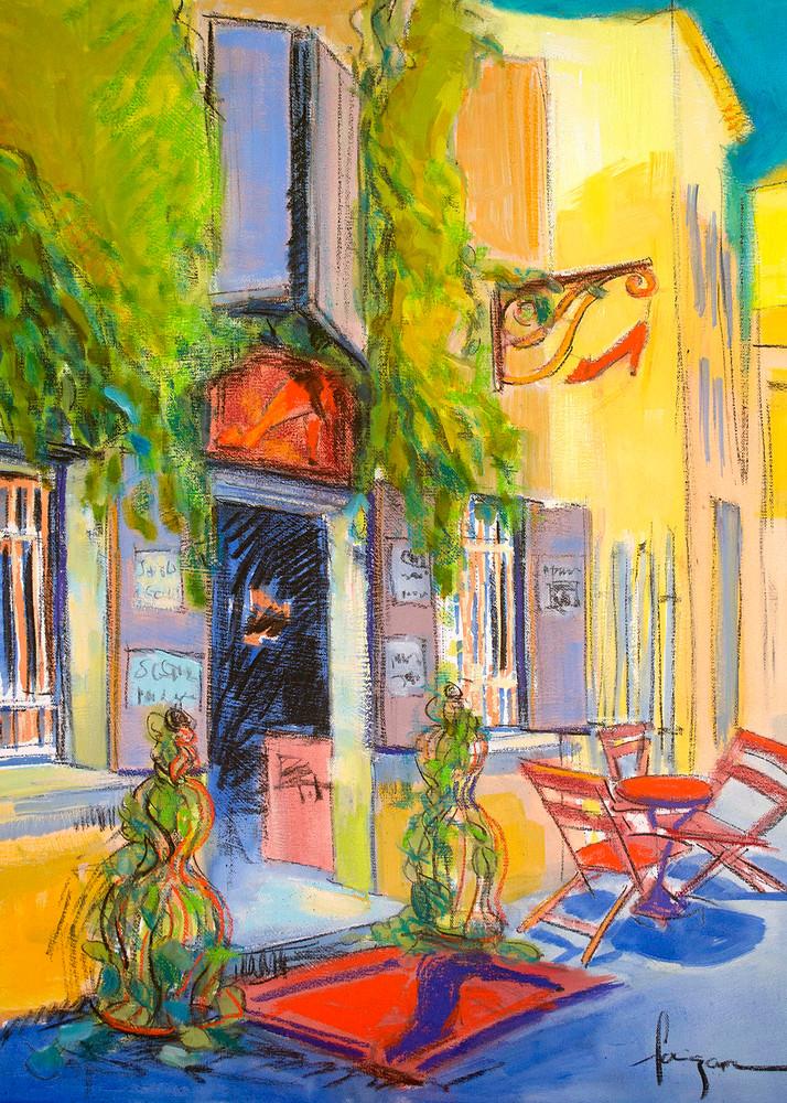 The Ruby Slipper Art   Dorothy Fagan Joy's Garden