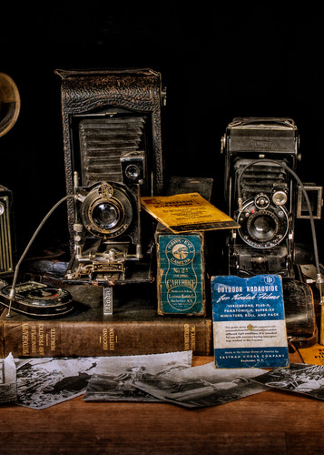 Memory Machines Semi Panorama Photography Art | Ken Smith Gallery