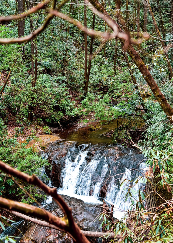 Raven Cliff Falls 1 Photography Art | N2 the Woods Photography