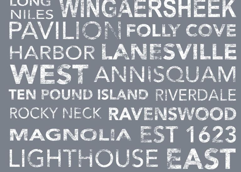Gloucester Gray Art | capeanngiclee