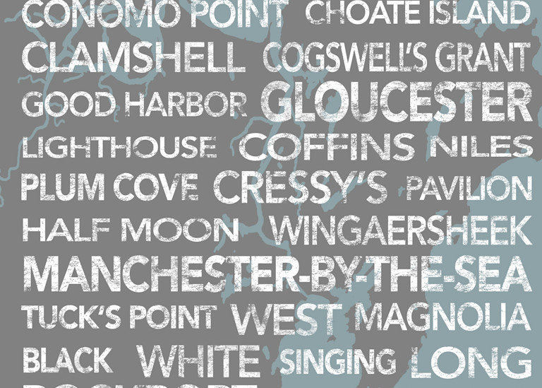 Cape Ann Beachy Art | capeanngiclee