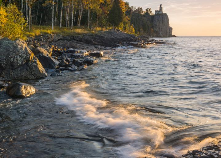 Rise and Shine along Lake Superior