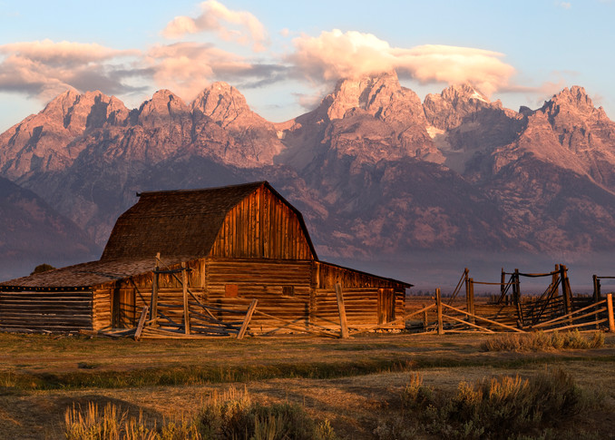 A Time Past in the Tetons