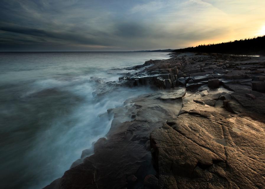 Ominous captured along Lake Superior