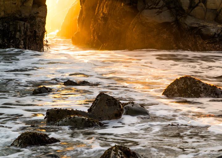 Enter the Portal at Pfeiffer Beach in Big Sur