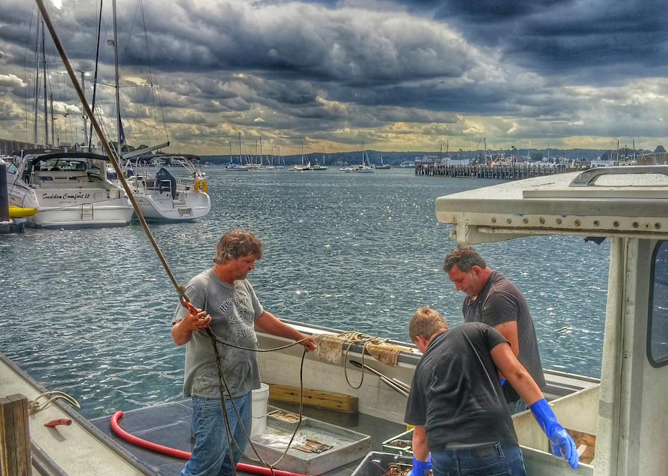 Offloading Art | capeanngiclee