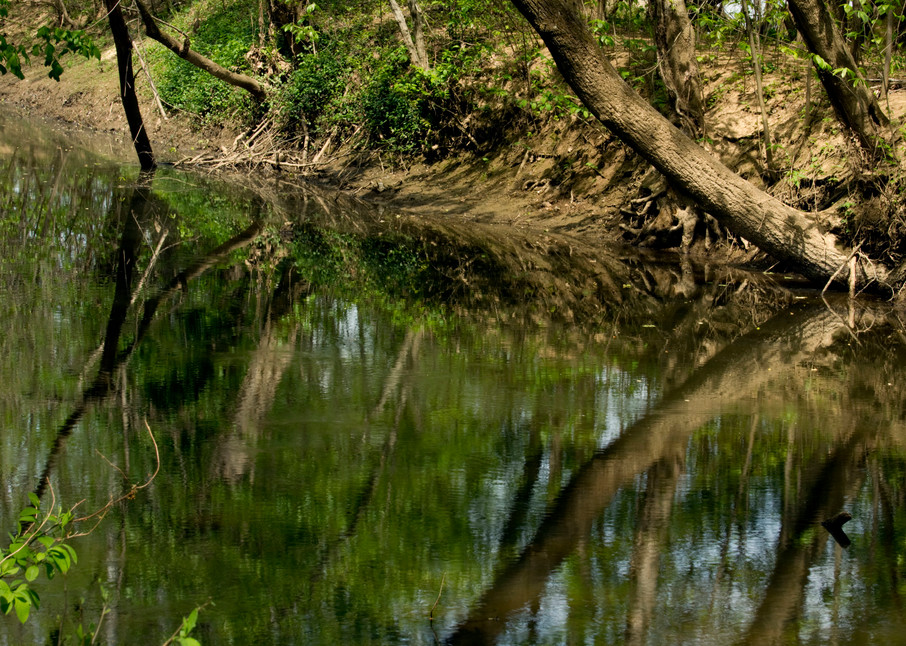 Great Falls Reflections Fine Art Photographs by Michael Pucciarelli
