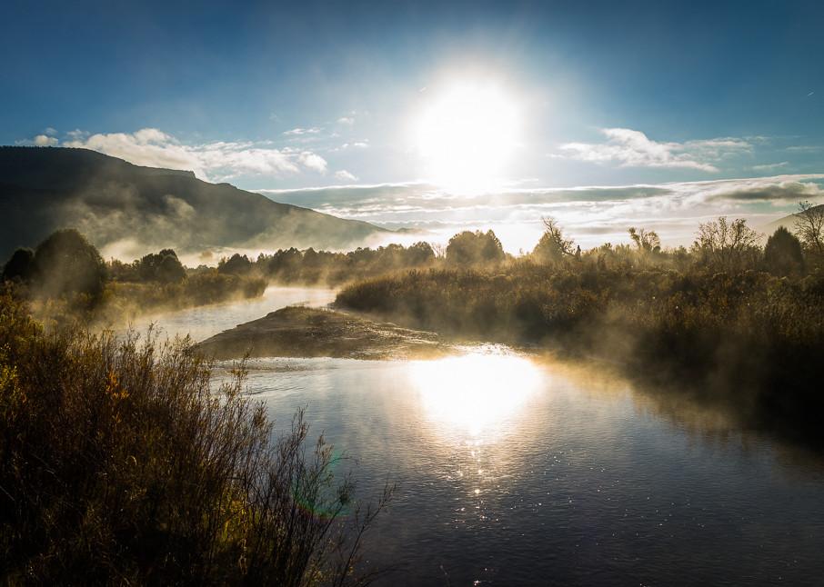 Chama RIver, Landscape, New Mexico, Photography, Sunrise, Southwest