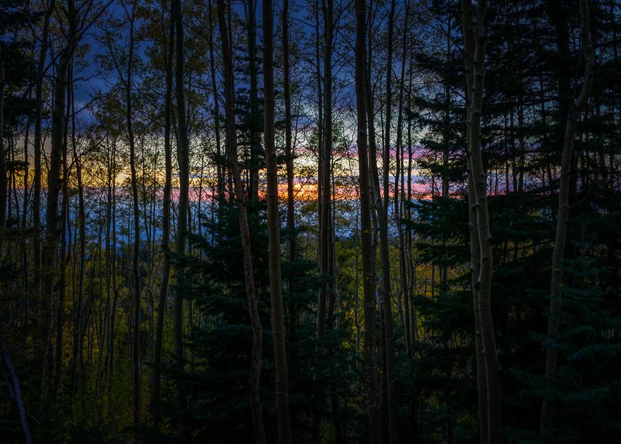 Autumn, Landscape, New Mexico, Photography, Santa Fe, Sunset,
