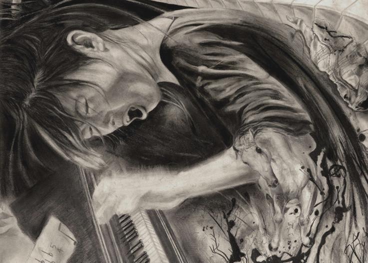 Fine Art Print - Young Maestro (Hiromi Uehara)