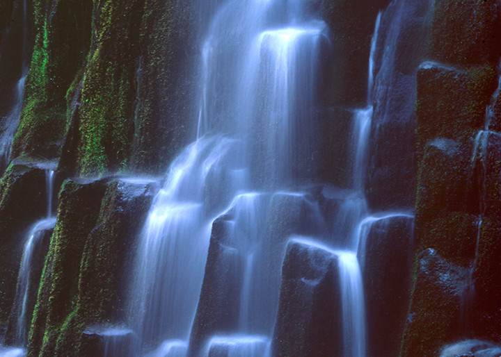 Proxy Falls Art | Fine Art New Mexico