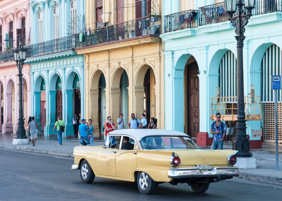 1957 Ford, Havana, Cuba