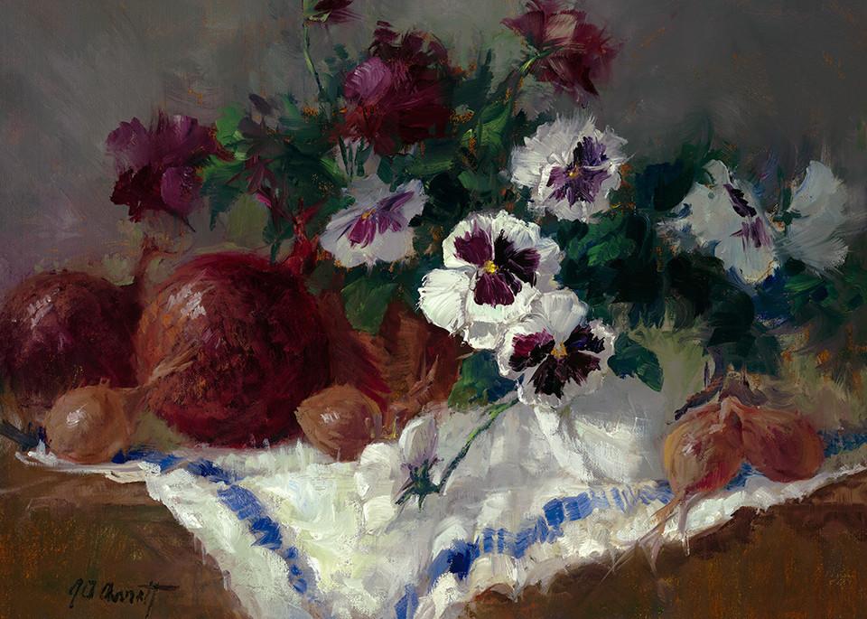 Pansies, Joe Anna Arnett