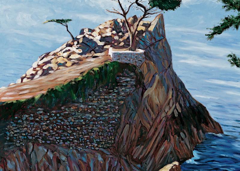 Lone Cypress Pebble Beach