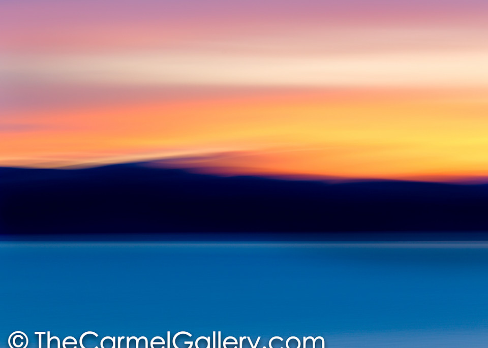 Lake Tahoe Sunset II