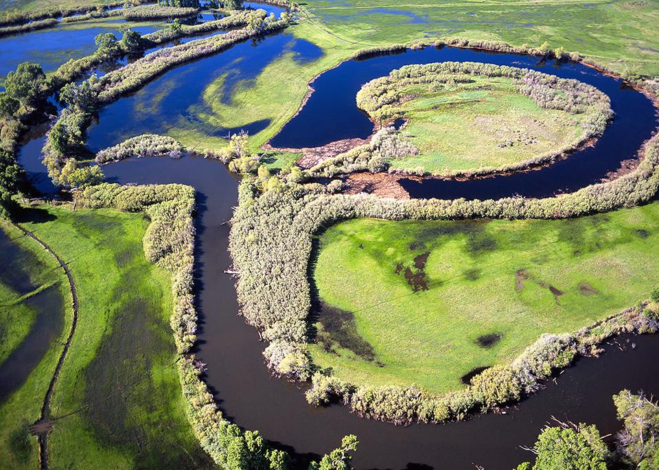 Water Circles Art | Fine Art New Mexico