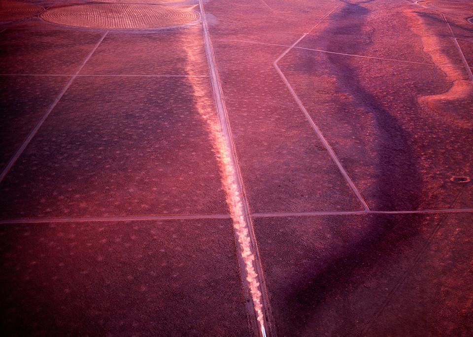 Trucking Through Heaven Art | Fine Art New Mexico