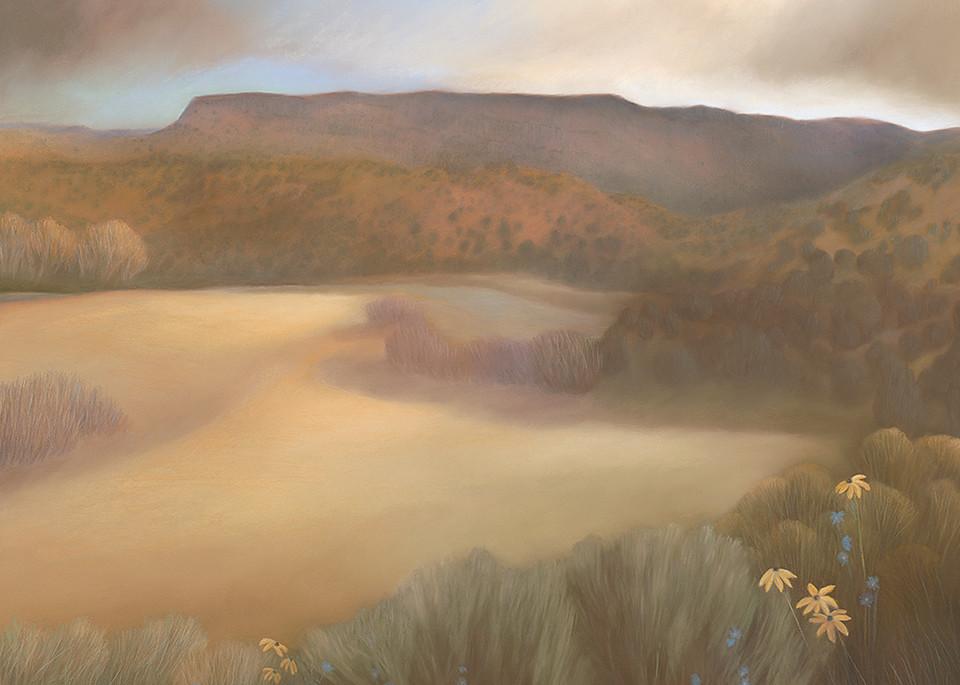 Early Evening Light Art | Fine Art New Mexico