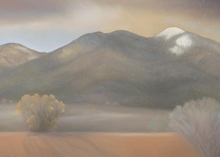 Taos Vista Art | Fine Art New Mexico