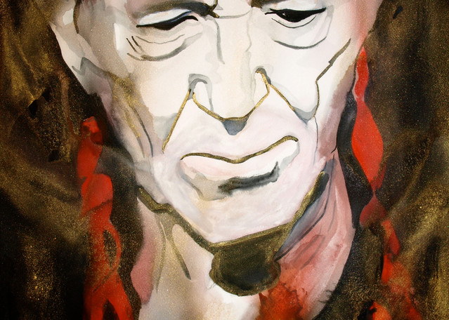 Willie Nelson Art   William K. Stidham - heART Art