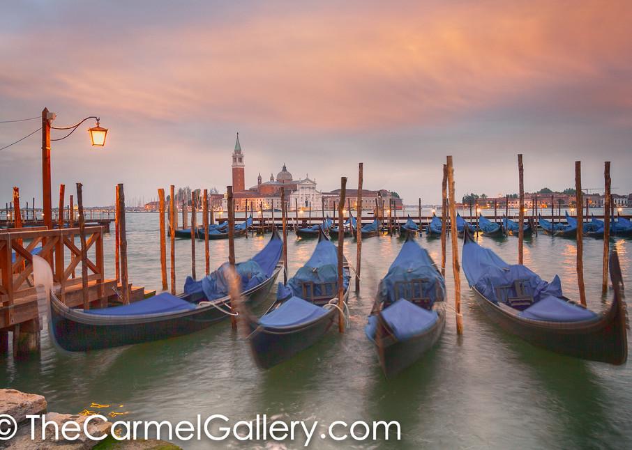 Nightfall Venice