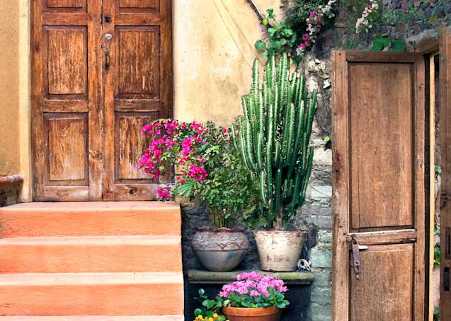 Puerta al Natural y El Jardin