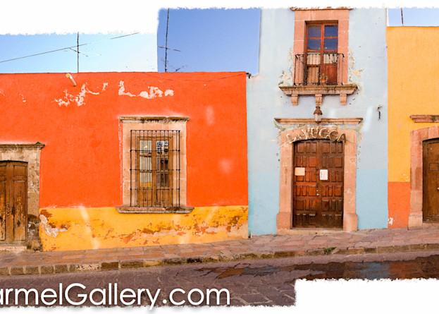 Streets of San Miguel