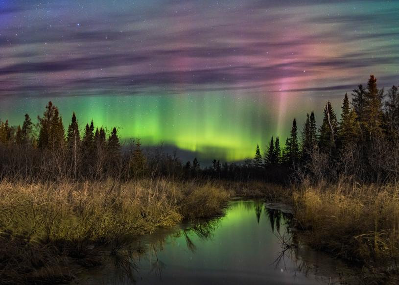 Aurora Borealis Northern Lights Minnesota