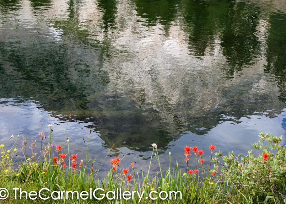Sierra Reflection