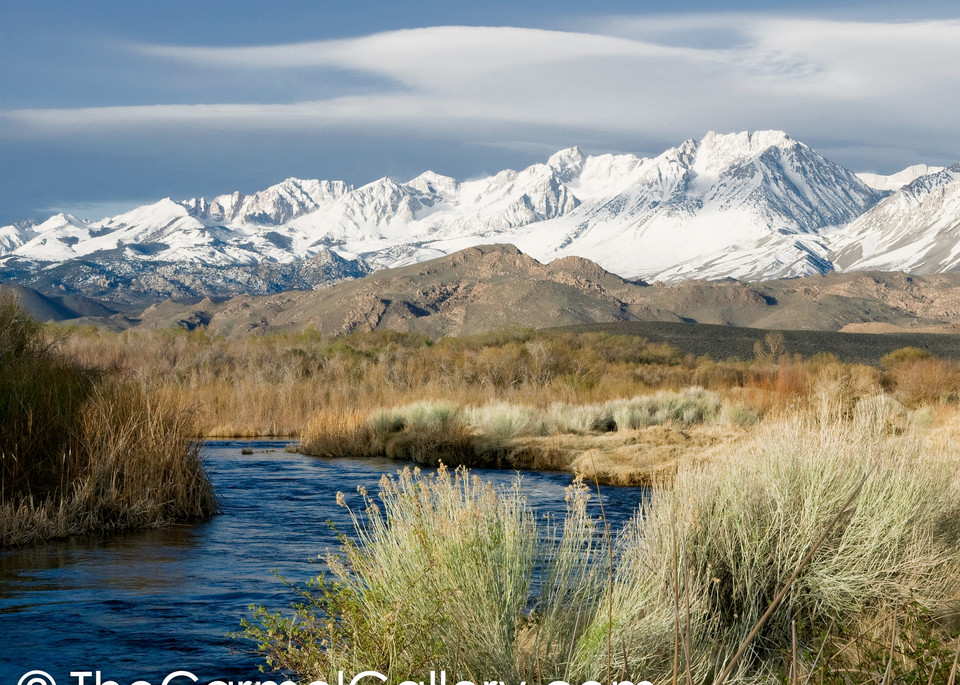 Sierra Wave Owens River