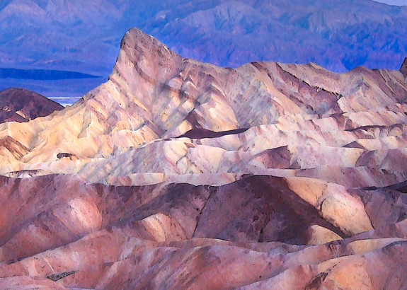 Sunrise Zabriske Point