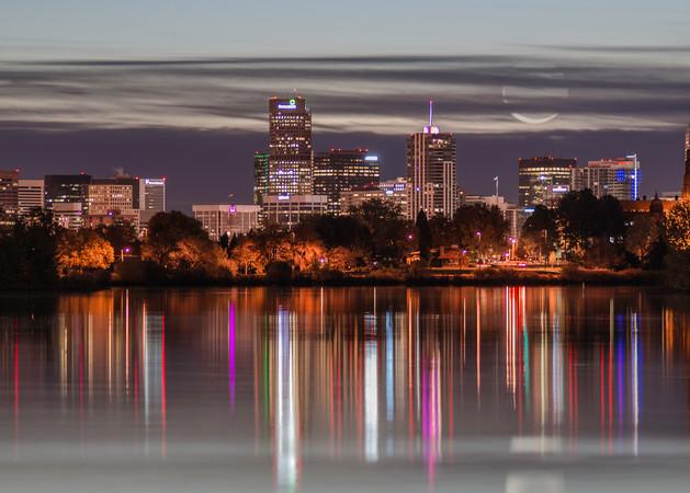 City Lights Photography Art   Jon Blake Photography
