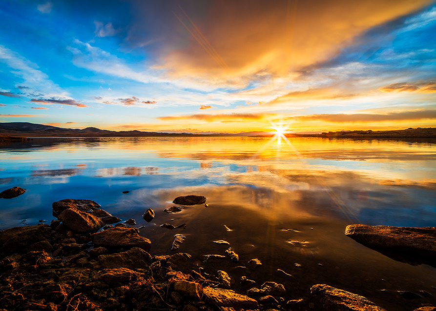 The Calm After The Storm Photography Art | Jon Blake Photography