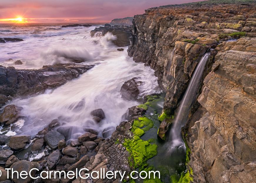 Sonoma Coast Sunset Art | The Carmel Gallery
