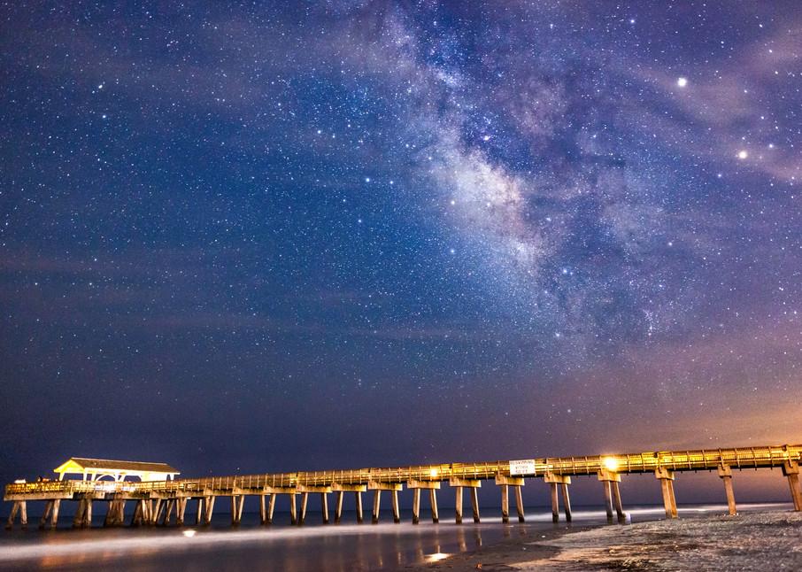 Midnight at the Pier