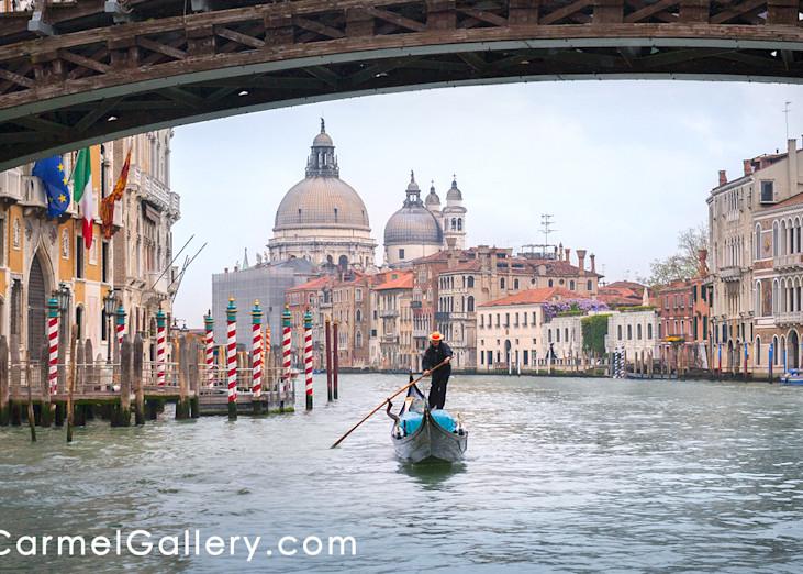 Grand Canal Venice Art | The Carmel Gallery